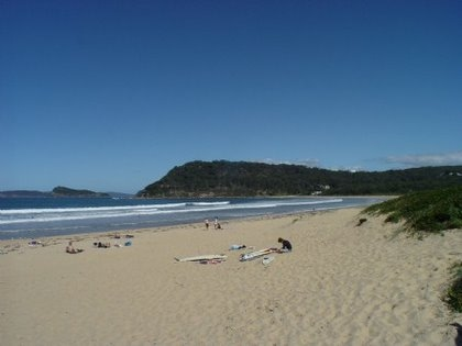 Beautiful Umina Beach