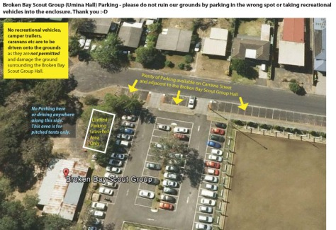 Umina Beach Scout Hall Parking.ai