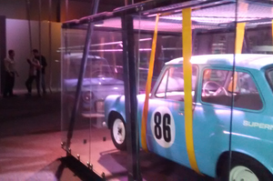 """Car at Newcastle Museum"""