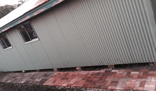 Alternative access to Umina Hall