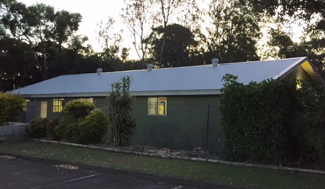 New Roof for our Umina Hall!