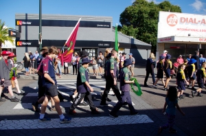 BBSG ANZAC March 4