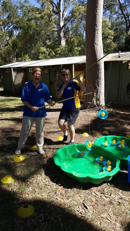 Fun at Joeys Camp
