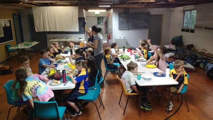 Cub Art Camp